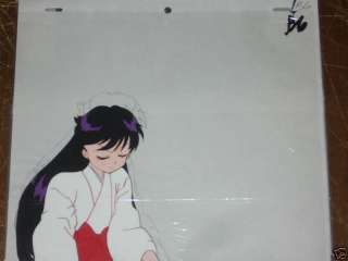 sailor moon Anime Cel JAPANESE Rare Item MANGA