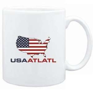 Mug White  USA Atlatl / MAP  Sports: Sports & Outdoors
