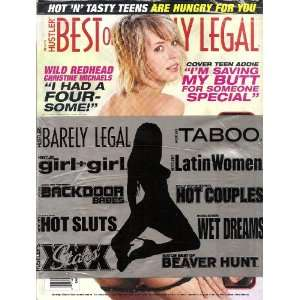 Hustlers Best of Barely Legal #79 hustler Books