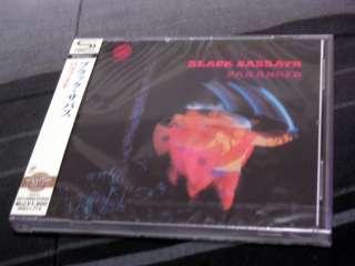 BLACK SABBATH   PARANOID   JAPAN SHM JEWEL CASE   UICY 20039