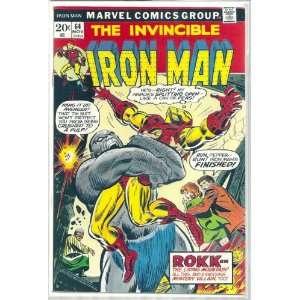 IRON MAN # 64, 5.5 FN   Marvel Comics Group Books