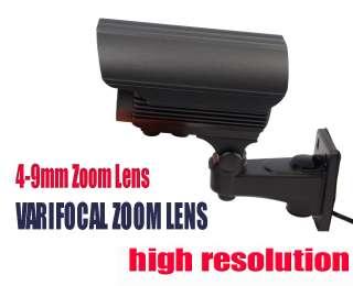 700TVL High Res Home CCTV DVR Security Camera System