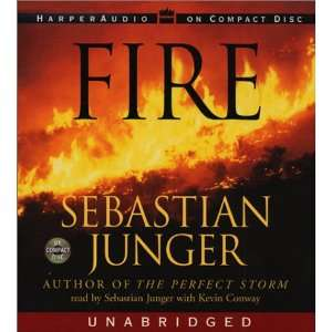 Fire CD: Sebastian Junger, Conway Kevin: Books