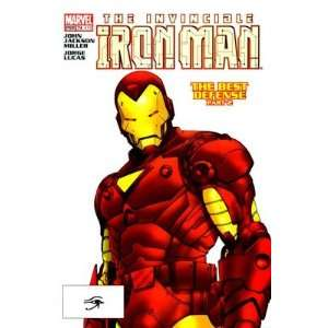 The Invincible Iron Man 74 The Best Defense Part 2