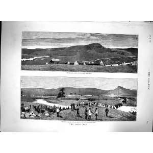 1879 Zulu War Lancers Camp Mooi River Klip Ladysmith: Home & Kitchen