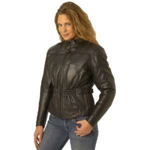 XPert Performance Ladies Kass Scooter Leather Jacket XPL171ANCZ