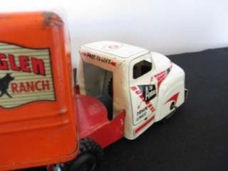 Wyandotte Arrow Truck Lines Shady Glen Stock Ranch Toy Livestock Truck