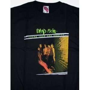 Dead Boys Punk Rock Rocker Retro T Shirt Tee Shirt Medium