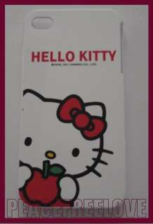 Authentic Sanrio Hello Kitty Hard Case iPhone 4 4G   E