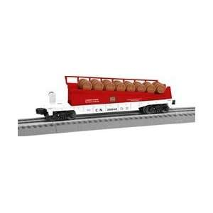 6 26640 Lionel O Canadian National Maple Syrup Barrel Ramp