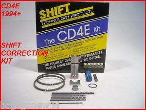 FORD CD4E TRANSMISSION SHIFT CORRECTION KIT 1994 2003