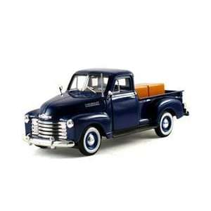 1951 Chevrolet 3100 Pickup Truck Dark Blue 1/32 Toys