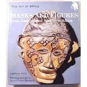 Art of Africa Masks & Figures Ladislav Holy Books