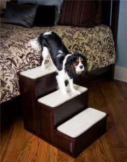 Maple wood DOG TOY BOX pet cat toys storage chest