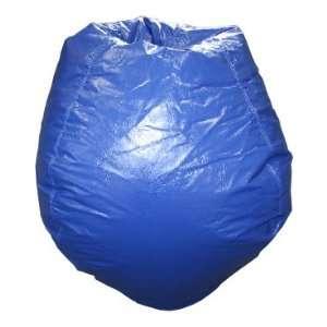Bean Bag Boys Child Size Blue Bean Bag Chair
