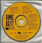 bonnie raitt promo limited edition cd rom tower records ruth brown