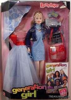 GENERATION GIRL BARBIE DOLL #19428 NRFB MINT COND 1998