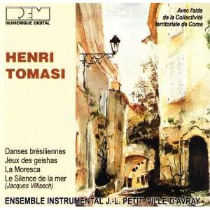Tomasi Chamber Music with Wind Instruments Danses