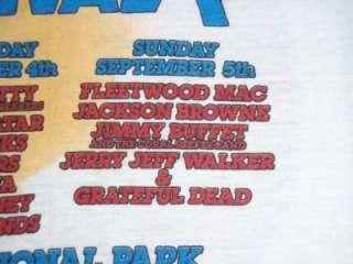 Vintage US Festival concert shirt size M Grateful Dead