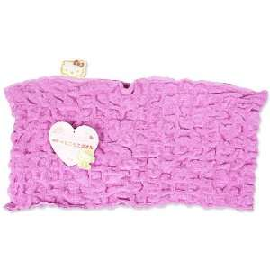 [Hello Kitty] purple fluffy towels Toys & Games