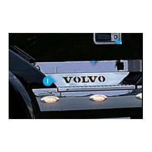 + Volvo VN Model Top Fairing Scuff Panel Upper Volvo Logo: Automotive