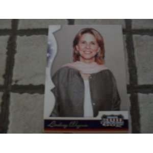 2008 Donruss Americana 2 Lindsay Wagner #168 Star of the Bionic Woman