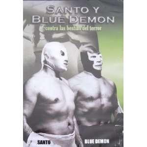 Santo y Blue Demon contra las bestias del terror [NTSC