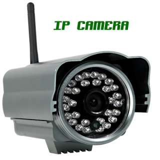High Quality IP Security Camera(WIFI, DVR, NightVision)
