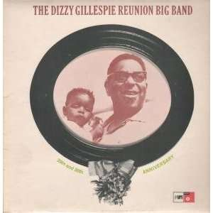LP (VINYL) UK MPS 1968 DIZZY GILLESPIE REUNION BIG BAND Music