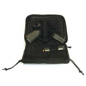 Concealed Weapon Fanny Pack, Large, Black: Sports & Outdoors
