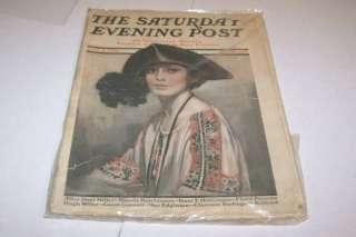 MAY 5 1923 SATURDAY EVENING POST magazine