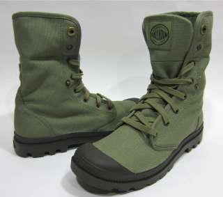 MENS ARMY GREEN TACTICAL MILITARY FOREIGN LEGION COMBAT SHOES