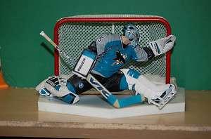 Mcfarlane NHL 2 Evgeni Nabokov San Jose Sharks figure figurine statue