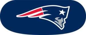 NFL EYE BLACK STRIPS (3 PAIRS)   CHOOSE YOUR TEAM