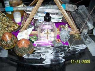 TESLA LIFE FORCE TACHYON CRYSTALS Spiritual Essence Angel Oil