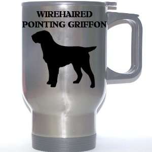 Wirehaired Pointing Griffon Dog Stainless Steel Mug