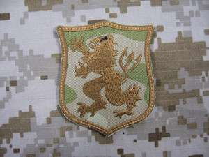 Navy SEAL Team 6 DEVGRU Gold Team Patch Multicam aor1