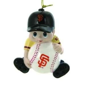 San Francisco Giants 3 Lil Team Player