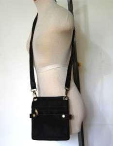 Sophia VISCONTI Oiled Brown Leather Handbag Cross Body