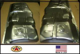 64 67 GM A body Full Length Floor Pans Made In USA