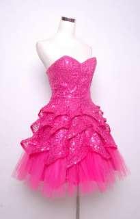 Betsey Johnson Evening Sugar & Spice Dress Size 0 Pink