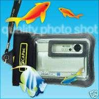 Underwater Waterproof Case for Sony DSC T200 DSC T300