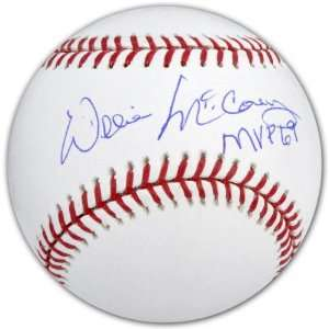 Mounted Memories San Francisco Giants Willie Mccovey Autographed