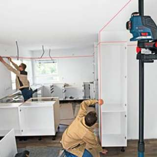 Bosch GLL 2 80P Dual Plane Leveling & Alignment Multiline Laser