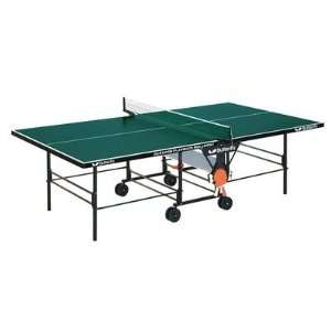 Playback Rollaway Table Tennis Table Color Green