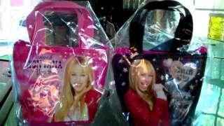 Hannah Montana Pop Star Purses, Great Party Favors, NEW