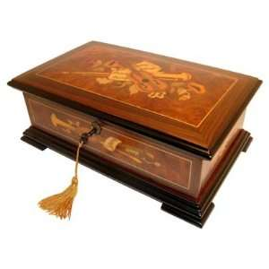 Beautiful High Quality Le Ore Music Box with Swiss 36 Note