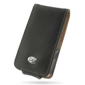 EIXO luxury leather case BiColor for Sony Ericsson P1 Flip