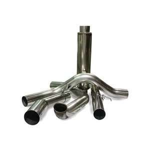 Bully Dog 182446 Rapid Flow Stainless Steel Exhaust System