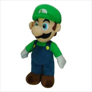 Goldie Marketing Super Mario  Luigi Plush 152164 013964473612